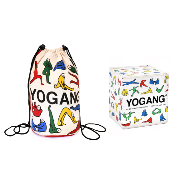 Jeu de société Sac et jeu Yogang