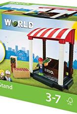 Brio Market stand BRIO
