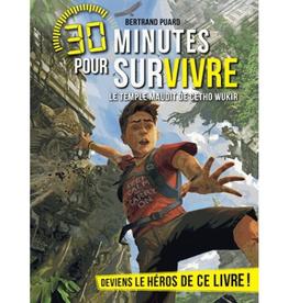 Livre 30 minutes pour survivre