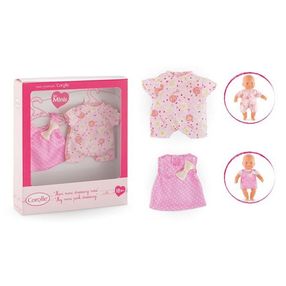 Corolle Ensemble de vêtements Mini poupée