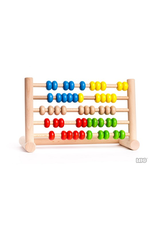 Bajo Abacus in wood