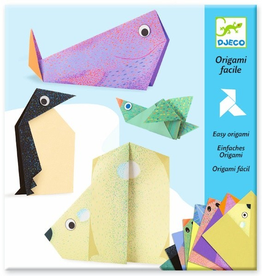 Djeco Polar Animals Easy Origami