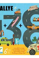 Djeco Le jeu de calcul Rallye