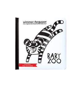Livre pour bébé noir et blanc