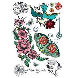 Accessoires Tatouage temporaire À fleur de peau