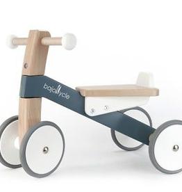 Bajo Porteur quadricycle de bois