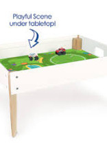 P'kolino Modern Play Table with storage and chalk surface