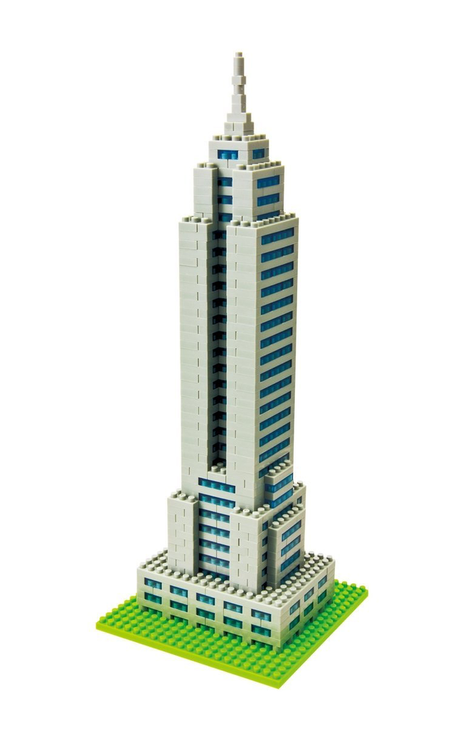 Nanoblock Empire State Building - Nanoblock