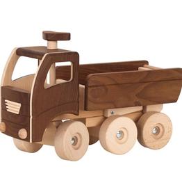 Goki Gros camion benne en bois