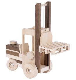 Goki Camion élévateur en bois