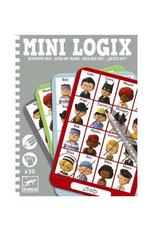 Djeco Mini Logix Find Jules
