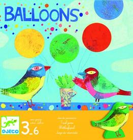 Djeco Balloons -  Jeu de parcours