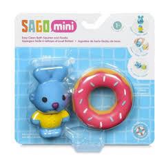 Sagomini Ensemble jack jouets de bain