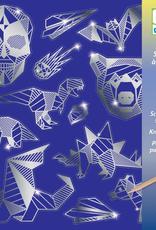 Djeco Scratch art stickers