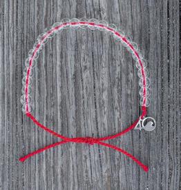 4Ocean Bracelet 4Ocean rouge
