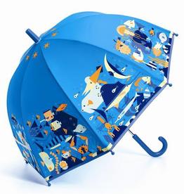 Djeco Parapluie Monde marin