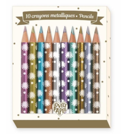 Djeco Mini crayons de couleurs