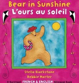 English Books L'ours au soleil -Livre bilingue