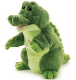 Trudi Marionnette Crocodile