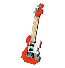 Nanoblock Guitare électrique - Nanoblock