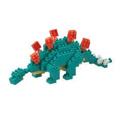 Nanoblock Stegosaur - Nanoblock