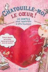 Livre Chatouille-moi le coeur