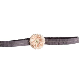 Maileg Pink flower hair band