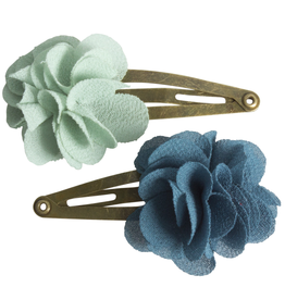 Maileg Turquoise hair clips