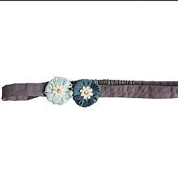 Maileg Blue flowers hair band