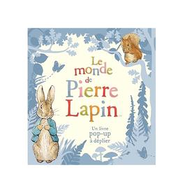 Livre Le monde de Pierre lapin