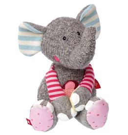 Sigikid Le petit éléphant Patchwork<br /> Sigikid