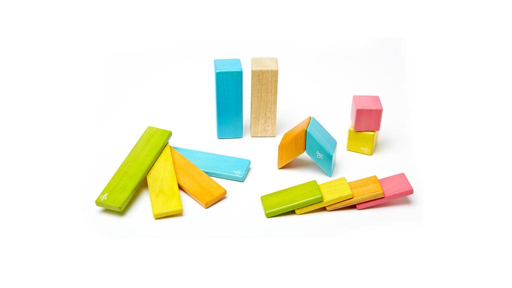 Tegu Tegu - Blocs de construction magnétiques