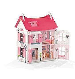 Janod Maison complète <br /> (meubles, accessoires et personnages)<br /> Janod