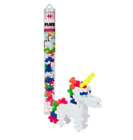 Plus-Plus Tube licorne
