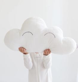 Petit Loulou Grand coussin nuage <br /> Petit Loulou