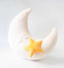 Petit Loulou Pillow the moon Petit Loulou