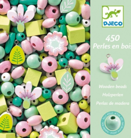 Djeco Activité de Fabrication de collier fleurs<br /> Djeco