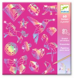 Djeco Cartes à gratter - Diamant<br /> Djeco<br /> Djeco