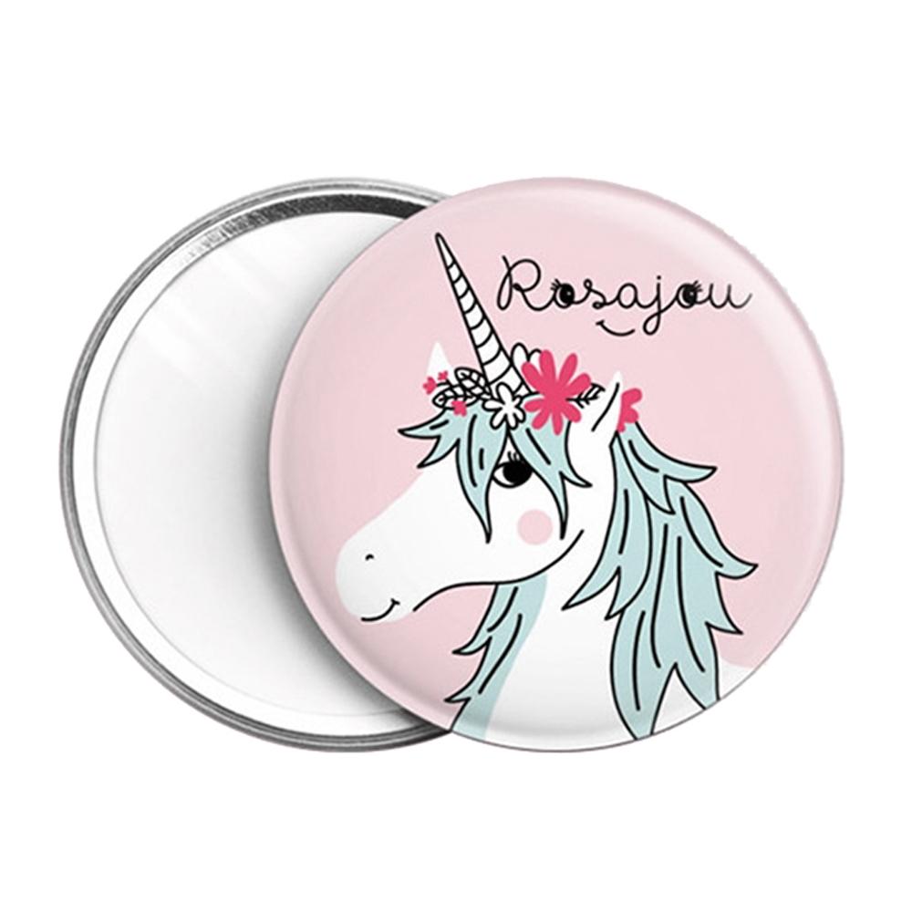 Rosajou Miroir de poche