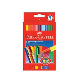 Faber-Castell 10 feutres connecteurs