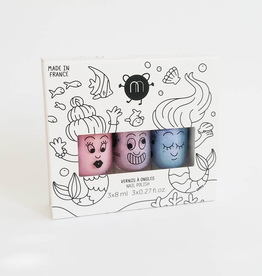 Nailmatic Trio de vernis