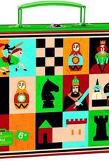 Djeco Jeu d'échecs et dames