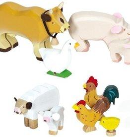 Le Toy Van Animales de la finca