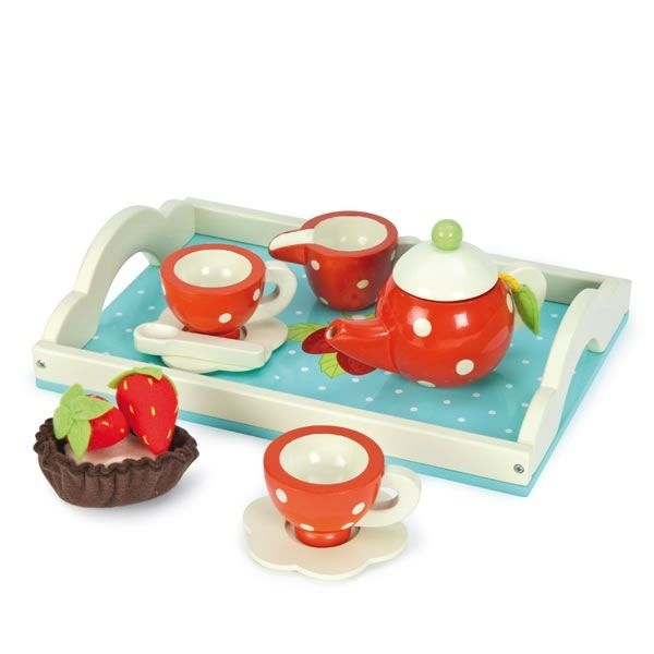 Le Toy Van Tea-set