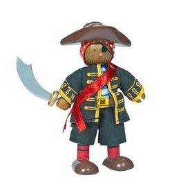 Le Toy Van Le pirate Raphael