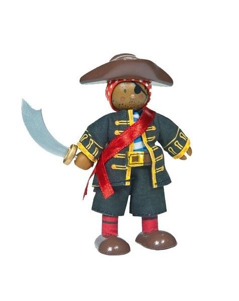 Le Toy Van Le pirate Raphael