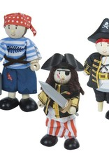 Le Toy Van Les Pirates (trio)