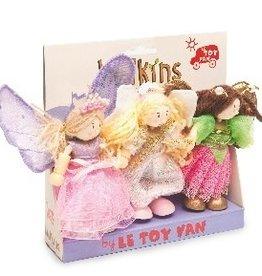 Le Toy Van Trio de fées Budkins