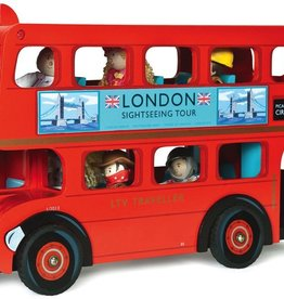 Le Toy Van London sightseeing bus