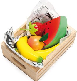 Le Toy Van Market fruit crate